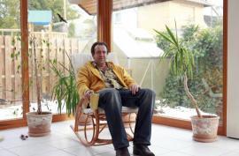 Prosklené zimní zahrady s nižší teplotou vzduchu jsou pro pokojové rostliny ideální