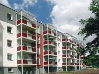 Lakovaná balkónová zábradlí