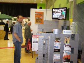 Fotografie z loňského ročníku výstavy STAVÍME, BYDLÍME ve Znojmě