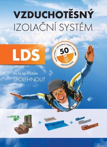 Vzduchotěsný izolační systém LDS