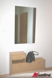 Infrapanel Wellina v podobě zrcadla