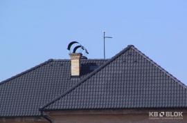 Betonová střešní krytina KB - BLOK