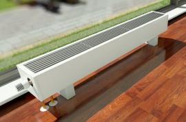 Otopná lavice Licon s ventilátorem