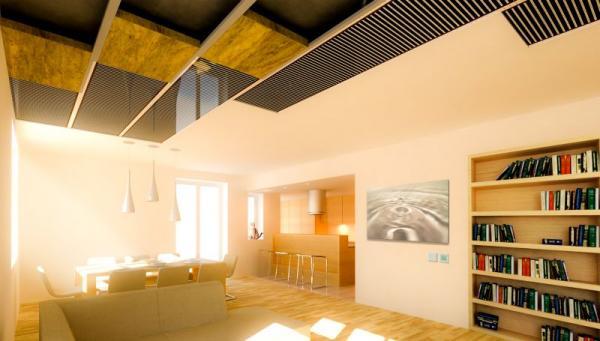 Fenix strop - vizualizace