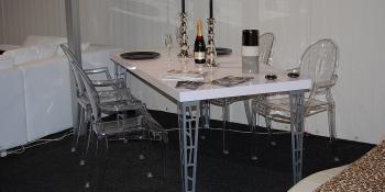 Designový stůl a židle