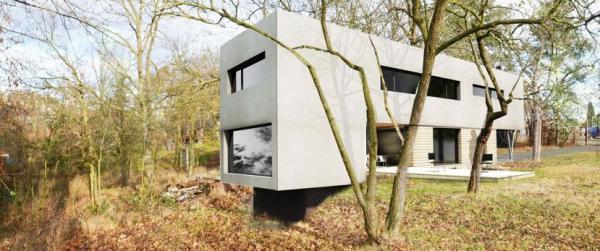 Vizualizace pasivního domu