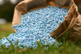 Vícesložkové minerální hnojivo