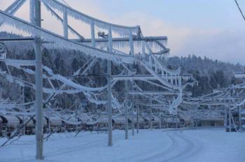 Letošní zima v Slovinsku