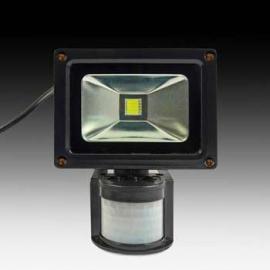 LED Reflektor COB s PIR čidlem