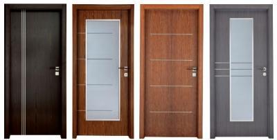 Vybrané typy dveří Lotos od SAPELI