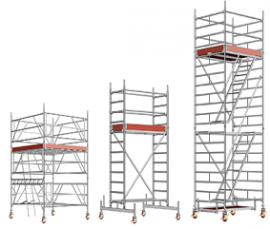 Hliníkové věže