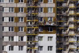 Zateplování panelového bytového domu