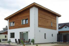 První certifikovaný pasivní dům vČeské republice, autor projektu: Chytrý dům, s.r.o.