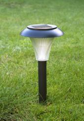Zahradní svítidlo - solární dobíjení
