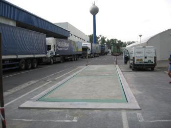 Automobilová mostová váha Profi B 16x3 m