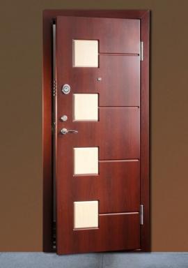 Bezpečnostní dveře SKYDAS STANDARD 2 B3