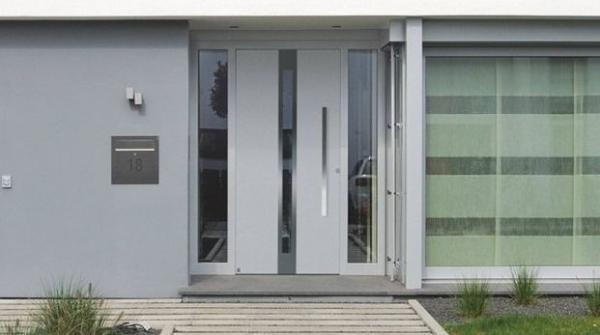 Bezpečnostní dveře SKYDAS STANDARD 2 atyp