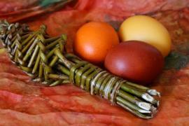 Barvená vajíčka