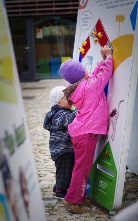Ukázka dětského programu