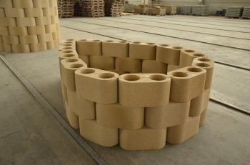 Průběžná tvarovka RONDE BLOCK