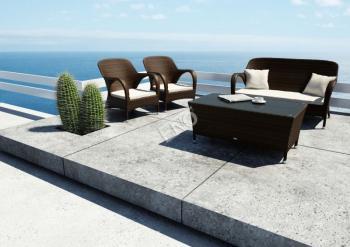 Zahradní sedací souprava Firenze 3+1+1+ stolek - kolekce Modern