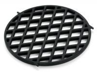 Sear Grate – rošt určený pro searing čili prudké pečení vytvoří díky porcelánem smaltované litině perfektní grilovací mřížku.