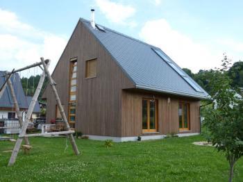 Pasivní dům v Koberovech