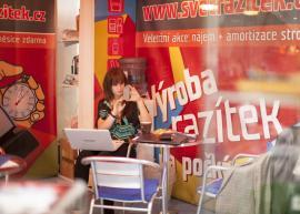 Fotografie z loňského ročníku veletrhu Reklama-Polygraf