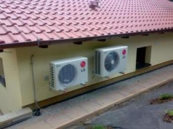 Venkovní klimatizační jednotky