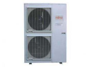Venkovní jednotka tepelného čerpadla vzduch-voda