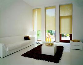 Interiérové textilní rolety