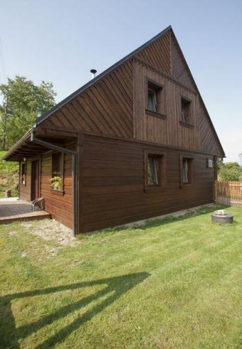Pasivní dům Atrea, Klokočí