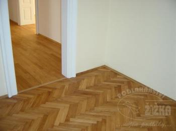 Lakovaná podlaha