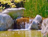 Voda nemusí vyloženě tryskat do výšky