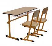 Žákovská souprava Junior - 1 x stůl, 2 x židle