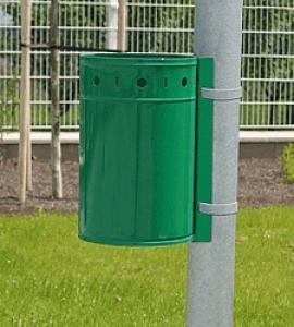Odpadkový koš závěsný 1019