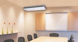 Vnitřní stropní klimatizační jednotka Fuji Electric