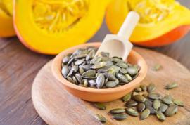 Dýně - zdravá je dužnina, semena a mnohdy i slupka