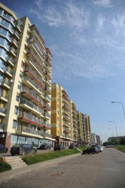 Zrekonstruované bytové domy