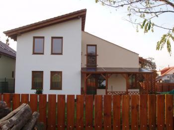 Dům postavený z cihel HELUZ