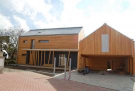 Pasivní dům Atrea v Kolovratech