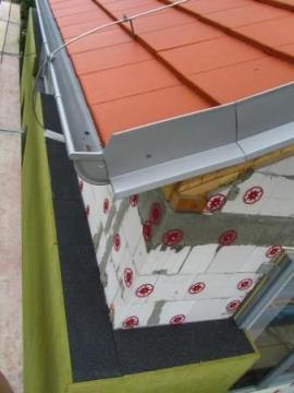 Zateplení deskami Isover TWINNER je možno provádět bez stínění proti slunci