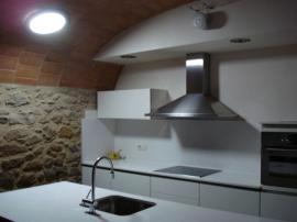 Difuzer světlovodu v kuchyni