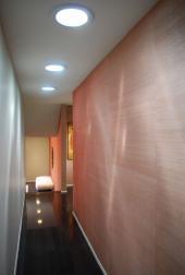 Světlovod - difuzer v interiéru