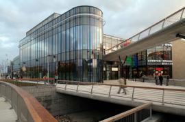Obchodní centrum Šantovka, Olomouc