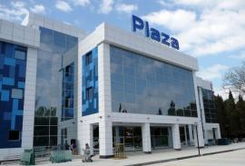 Obchodně administrativní komplex PLAZA