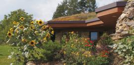 Různé povrchy domu EKORD