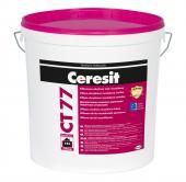 Balení nové omítky Ceresit CT 77
