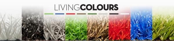 Umělý travní povrch Living colours