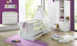 Dětský pokoj Geuther FRESH white